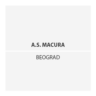 A.S. Macura logo